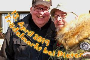 2019_04_13 Trödel bei Dieter
